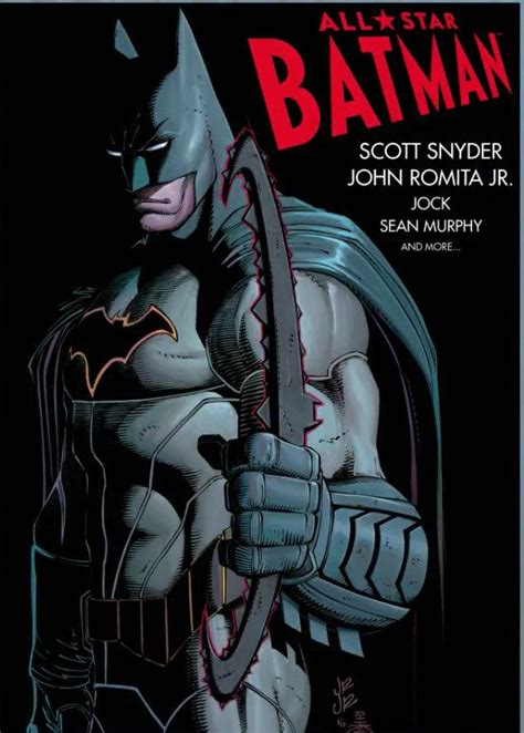 all star batman 2016 vol b074wcl63w dc comics rebirth everything you need to know about it