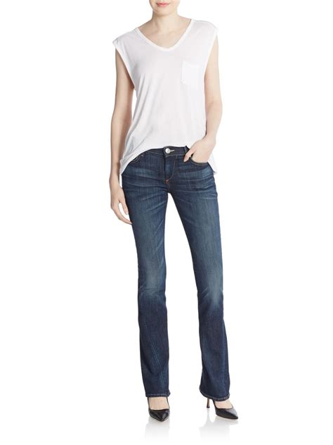 2016 bootcut jeans in or out true religion becca bootcut jeans in blue boyfriend wash