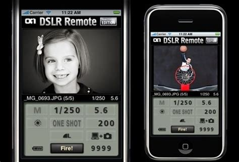 iphone app for remote control of nikon dslr coming soon