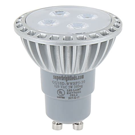 Gu10 Led Bulb 35 Watt Equivalent Bi Pin Led Spotlight | gu10 led bulb 35 watt equivalent bi pin led spotlight