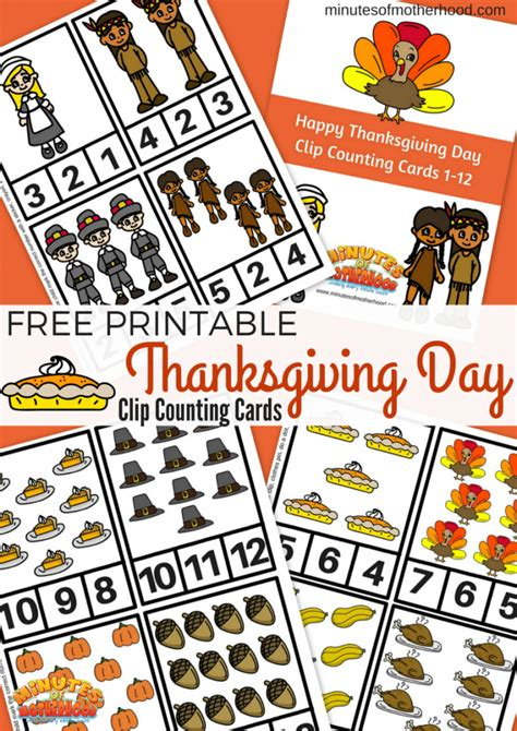 printable thanksgiving cards 2015 miniature masterminds
