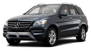 2014 mercedes ml350 vs bmw x5