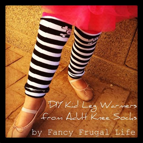 diy pageant socks diy toddler leg warmers from 1 75 s clearance knee