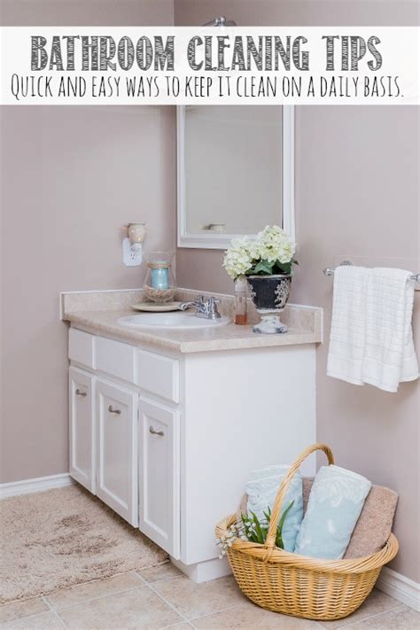 easy bathroom cleaning tips quick easy bathroom cleaning tips clean and scentsible