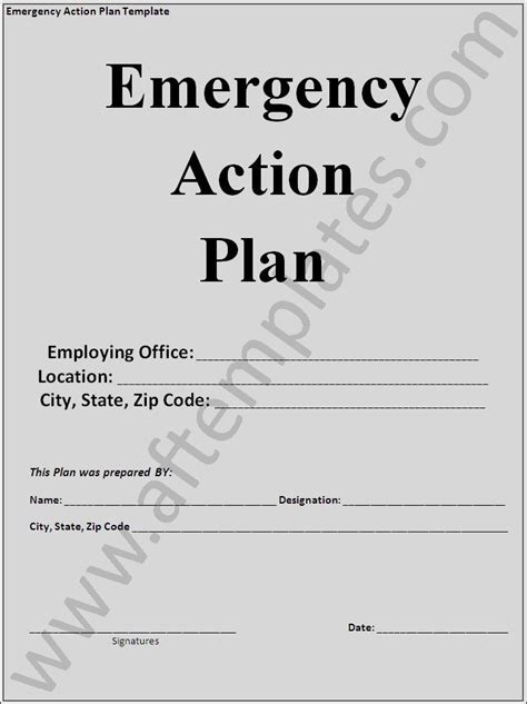 action plan template all free word templates