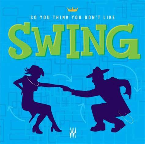 swing swing album swing time for dancing cd covers