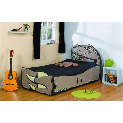 furniture interesting 3d look of dinosaur bed laurieflower