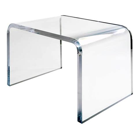 Images Of Desks the extrados lucite desk table by craig van den brulle