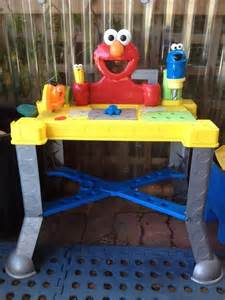 sesame street sing and giggle tool bench sesame street sing n giggle elmo tool bench