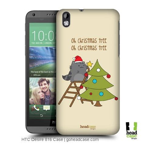 themes for htc desire 816 head case designs oh christmas tree wilbur s christmas