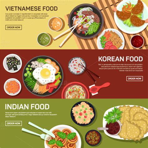 Food Banner Design Template For Free Download 187 Designtube Creative Design Content Food Banner Design Template Free