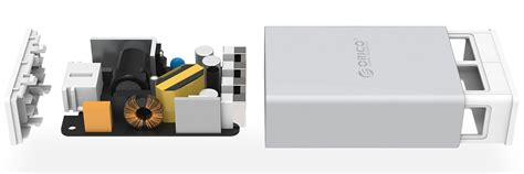 New Charger Orico Ask 4u Aluminium 4 Port Murah Stock Terbatas orico ask 4u aluminum 4 port desktop charger ask 4u