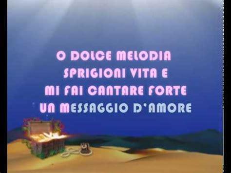 le sirene testo mermaid melody sigla testo e foto funnycat tv
