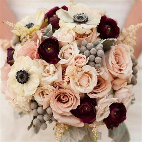 wine colored flowers 25 best ideas about wine colored wedding on