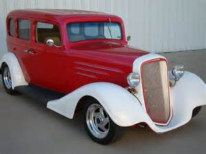 1934 Chevrolet Sedan 1934 Chevrolet Rod 4 Door Sedan 71094