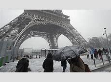 Frankreich: Wintereinbruch verursacht Verkehrschaos ... Freemail