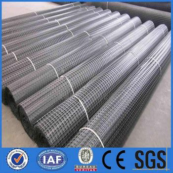 polypropylene biaxial geogrid fabric pp biaxial geogrid