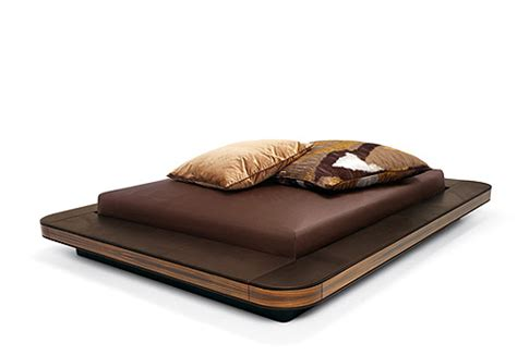 Low To The Ground Beds | modern bed by zanotta modern bedrooms