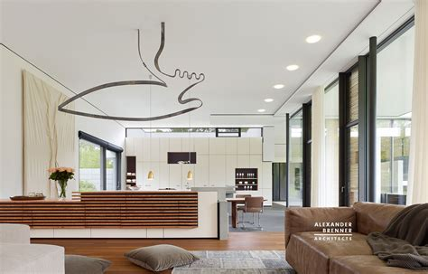brenner architects design a spacious