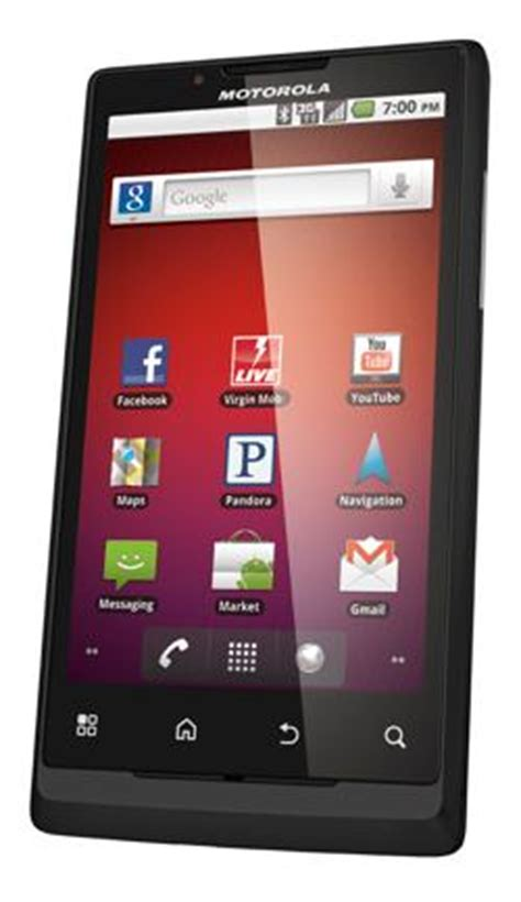 amazon.com: motorola triumph prepaid android phone (virgin