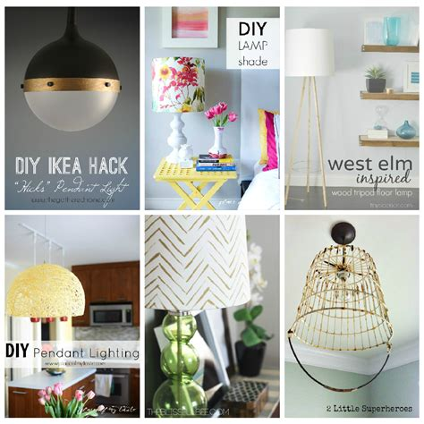 diy light fixture ideas 20 diy lighting ideas light fixtures ls and more