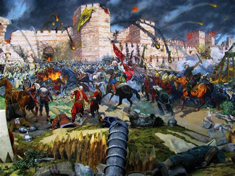 ottoman capture of constantinople intelliblog the fall of constantinople