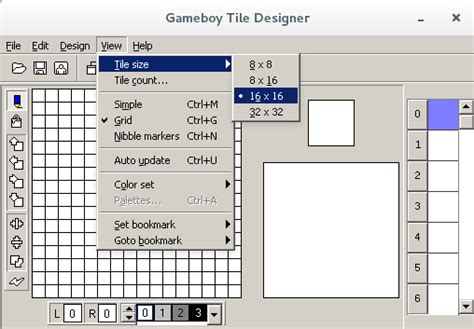Drawing H Gbdk by Gbdk Sprite Tutorial Gbdevwiki