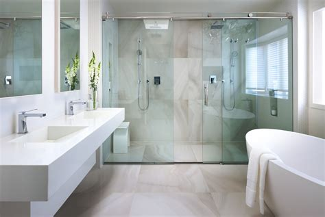 21 unique modern bathroom shower design ideas glasses bathroom large glass shower apinfectologia org