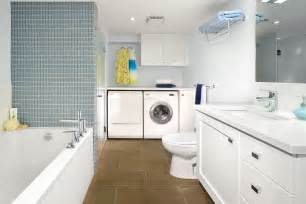 Laundry Room In Bathroom Ideas by 23 Small Bathroom Laundry Room Combo Interior And Layout