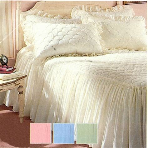 fitted coverlet charlotte fitted bedspread set