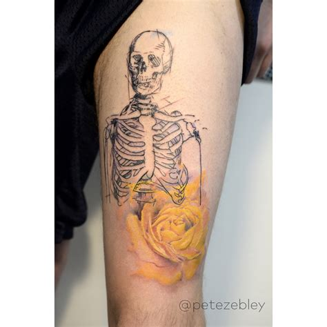 yellow tattoos watercolor yellow www pixshark images