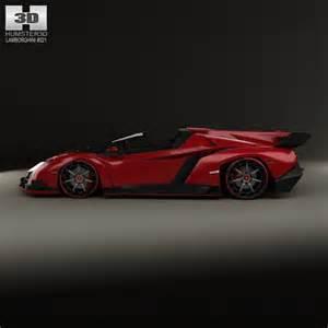 2014 Lamborghini Models Lamborghini Veneno Roadster 2014 3d Model Hum3d