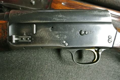 I Ring Hp Seri One browning auto 5 in 20 note the lever on the bottom