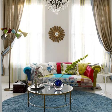 round living room round brass coffee table eclectic living room living etc