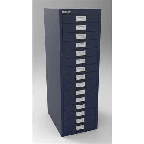 bisley 15 drawer filing cabinet bisley 15 drawer filing cabinet prussian staples 174