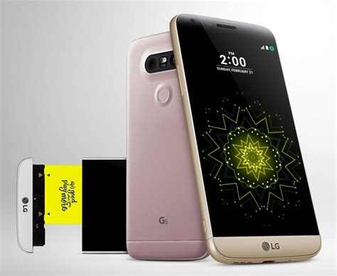 gadgets for android t mobile lg g5 gets android 7 0 nougat update geeky gadgets