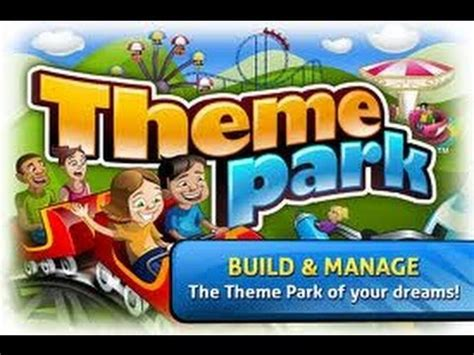theme park ea theme park by ea free app friday youtube