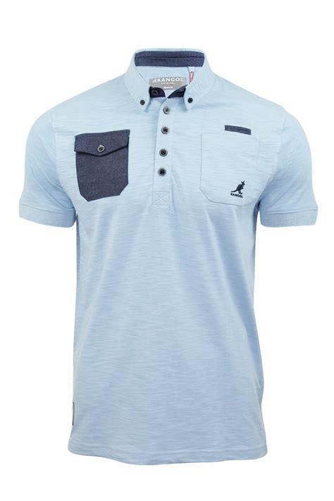 mens polo shirt zellor jersey t shirts button