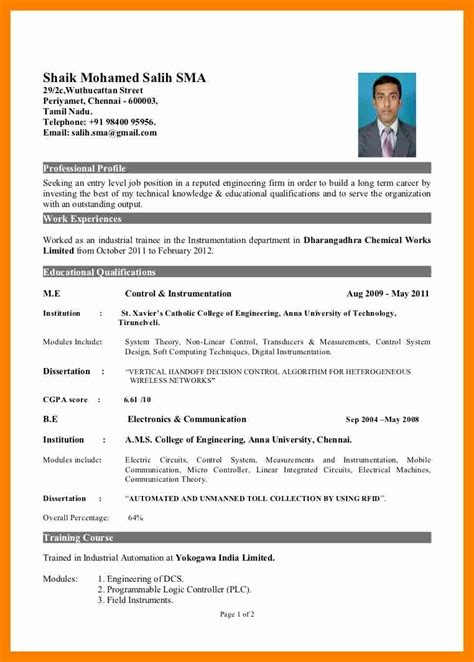 Mba Hr Fresher Resume Sle Doc 49 Inspirational Collection Of Mba Fresher Resume Format