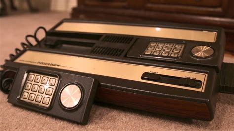 intellivision console quot we were there quot intellivision 174 flashback 174 classic