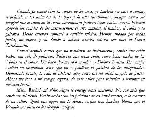 poesa en idioma quechua con traduccin al espaol 27 de nueva poes 237 a tarahumara literaturas y periferias
