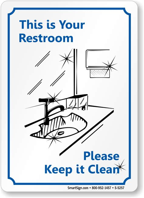 Bathroom Etiquette In The Workplace Signs Office Courtesy Signs Office Etiquette Signs
