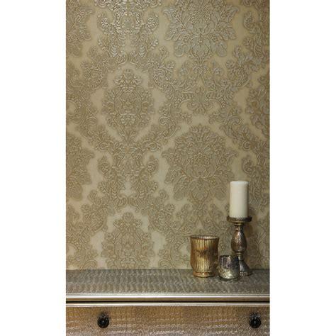glitter vintage wallpaper arthouse vintage vicenza damask floral glitter vinyl