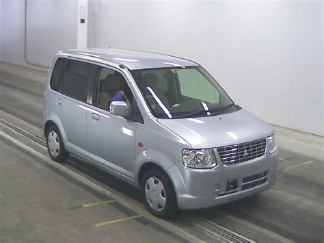 mitsubishi ek wagon 2009 mitsubishi ek wagon m japanese used cars auction