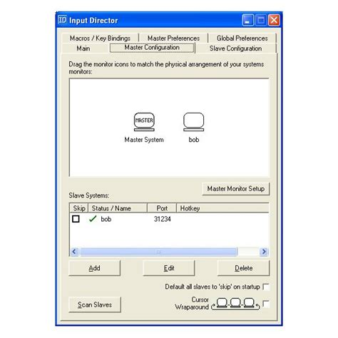 letter of representation how to setup the kvm software input director in a 1420