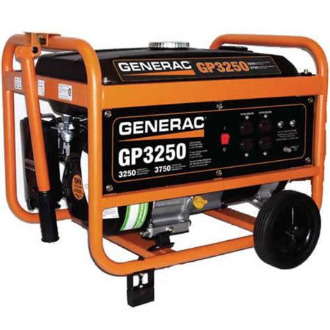 safety tips while using portable generators