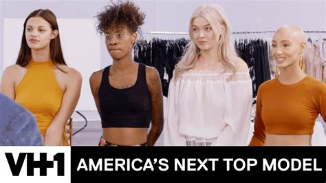 Americas Next Top Model Vs The Agency by The Four S Pantene Caign Sneak Peek America S