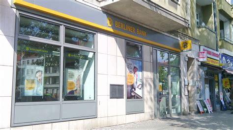 deutsche bank berlin filialen spandauer stadtteile ohne banken gemeinschaftsfiliale als