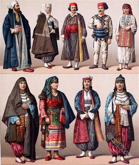 Turkish Wardrobe by Historical Turkish And Costumes Ottoman