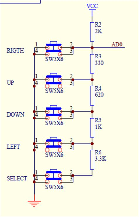 commercial resistor values dougspcbdesigns licensed for non commercial use only sw5way